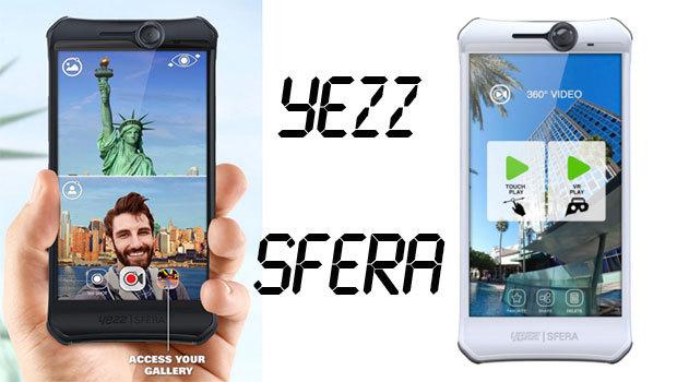 Yezz Sfera à 360°