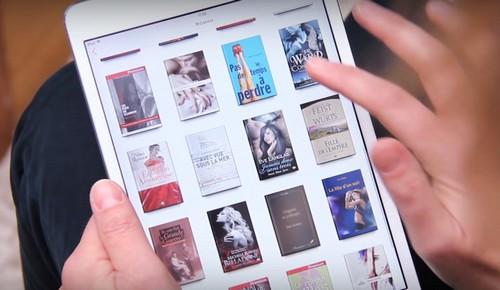 Youboox permet de lire 120 000 livres en illimité sur smartphone ou tablette