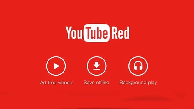 les avantages de Youtube Red