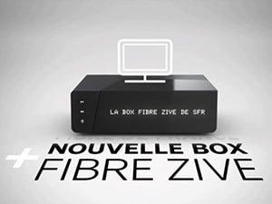 Zive, la box de SFR 4K