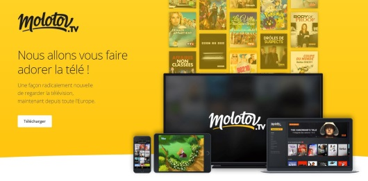 L'application gratuite Molotov pour regarder la tv