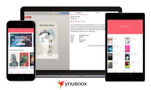Free : le service Youboox inclus gratuitement pour smartphone, tablette et ordinateur