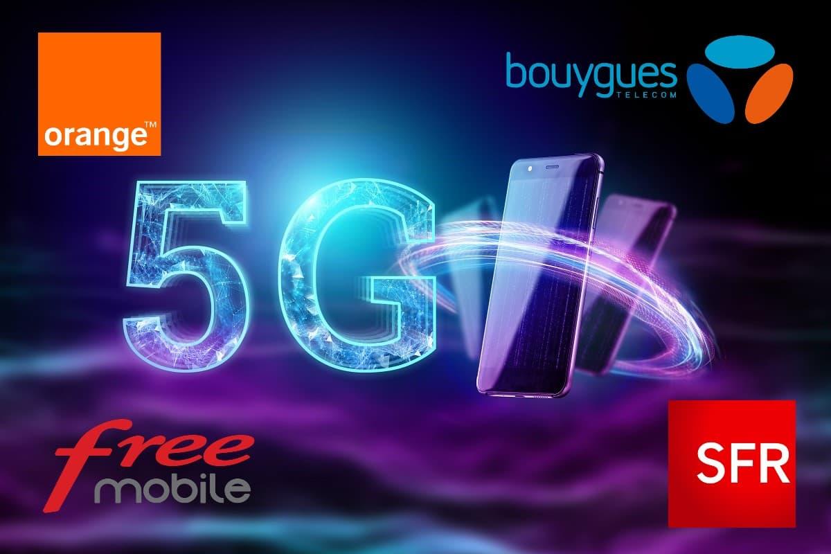 Quel est le meilleur opérateur 5G ?