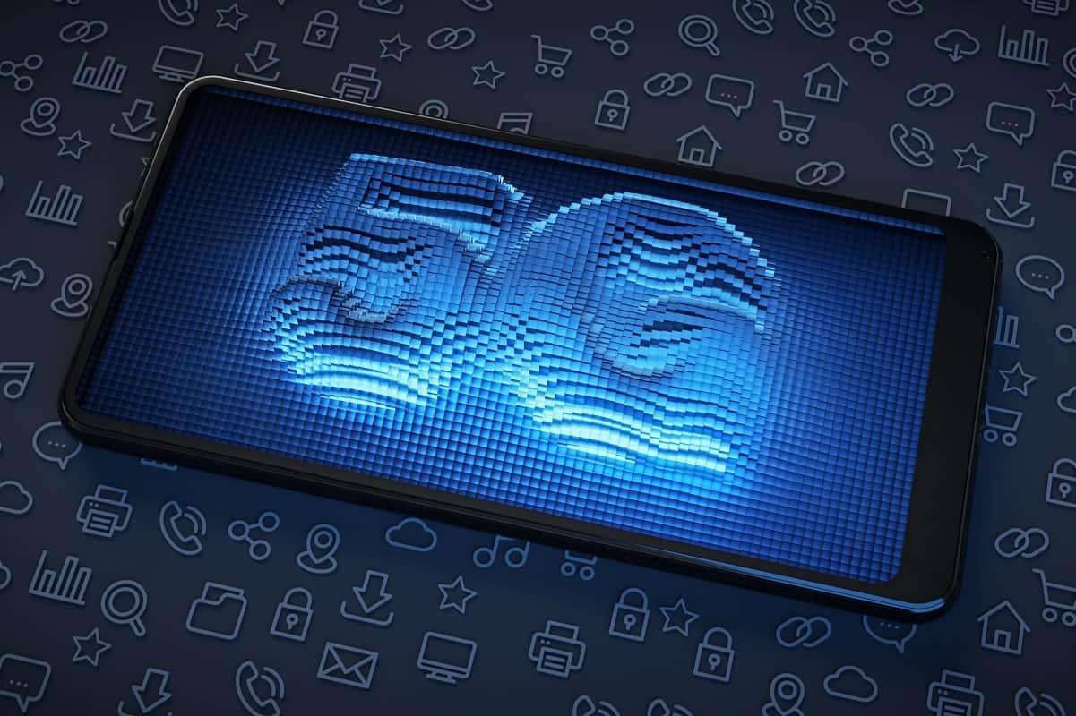Il faut avoir un smartphone compatible 5G pour avoir accès au nouveau réseau mobile