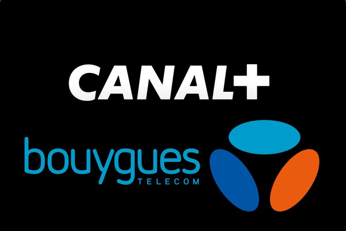 Il est possible de s'abonner à Canal+ avec Bouygues Telecom