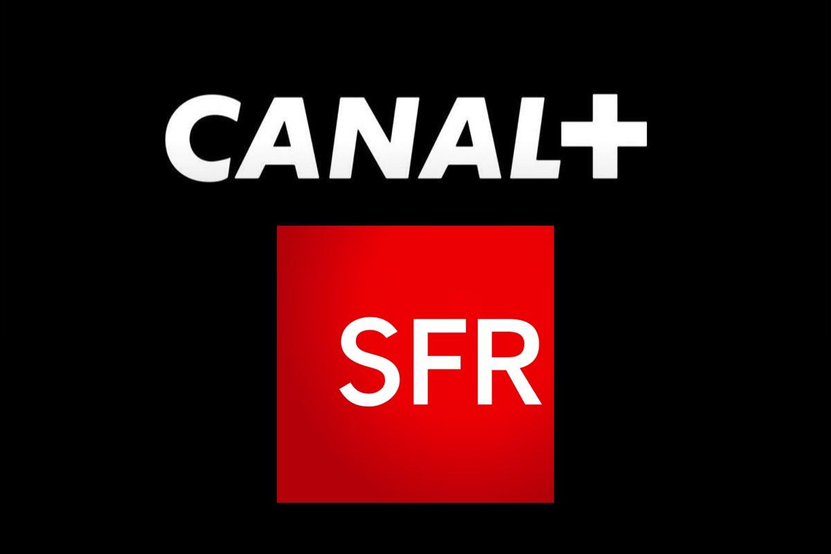 Les offres Canal+ sont disponibles avec les box SFR