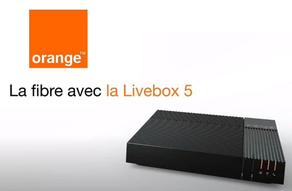 Quelle offre Internet Livebox fibre Orange ?