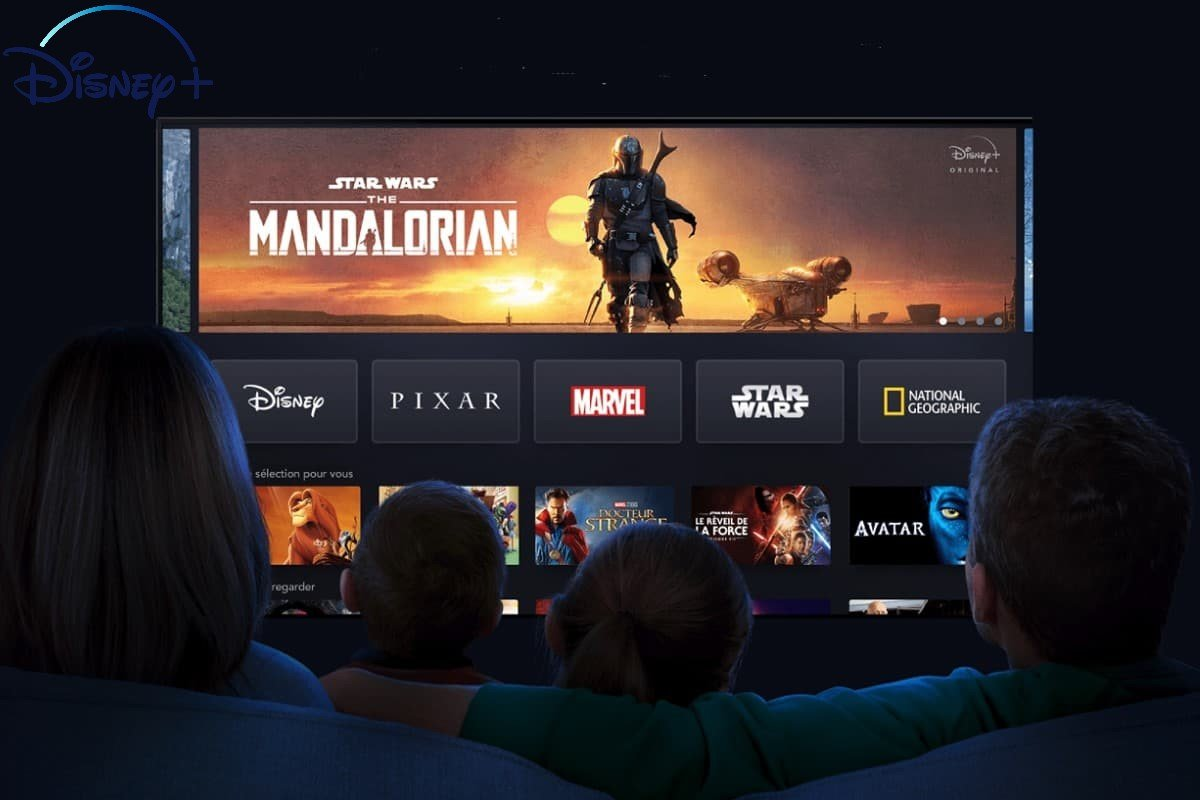 Disney+ part à l'assaut de Netflix