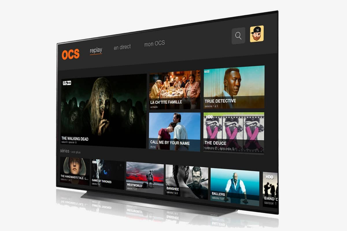 Comment avoir OCS sur sa TV, sa box ou en streaming ?