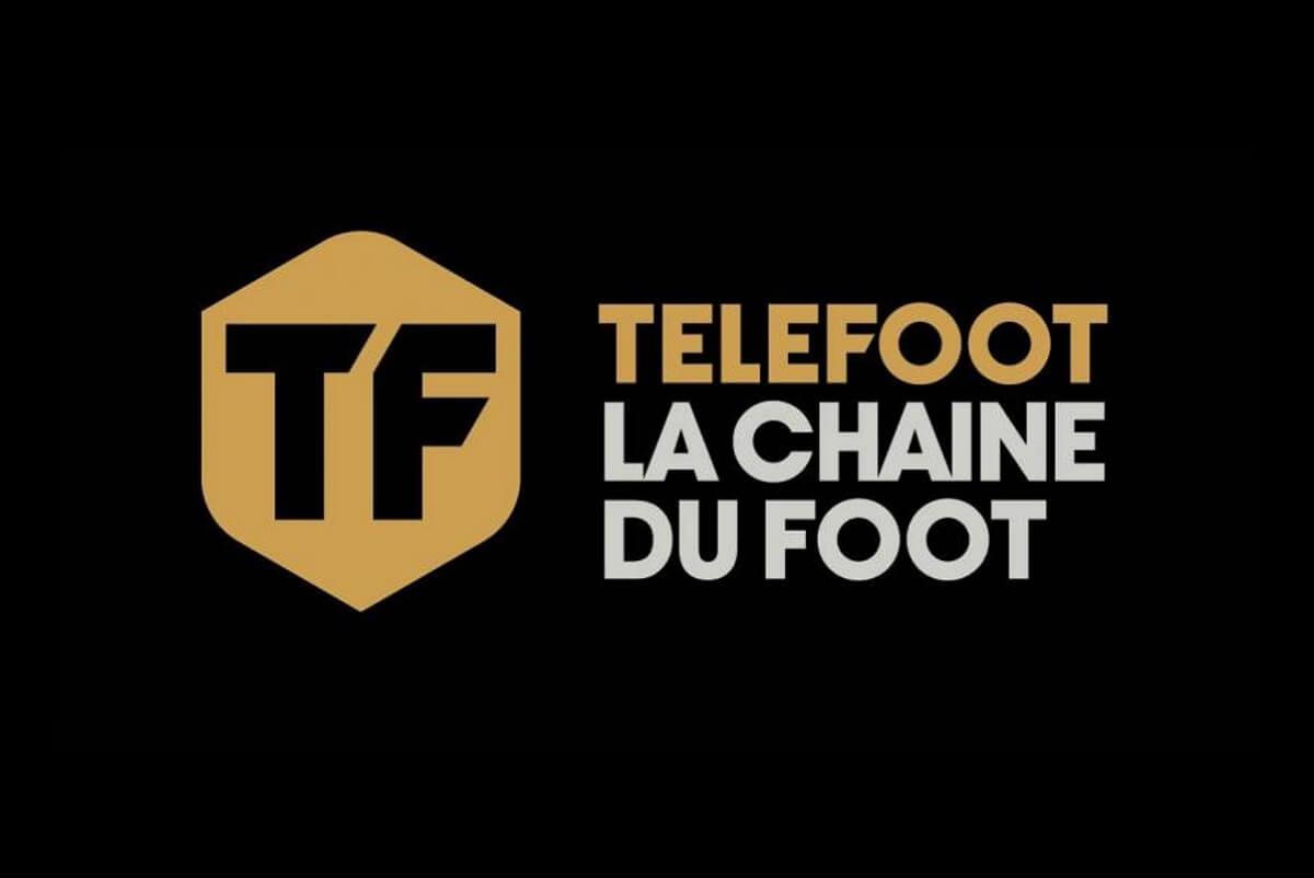 Logo de Telefoot, la chaîne du foot