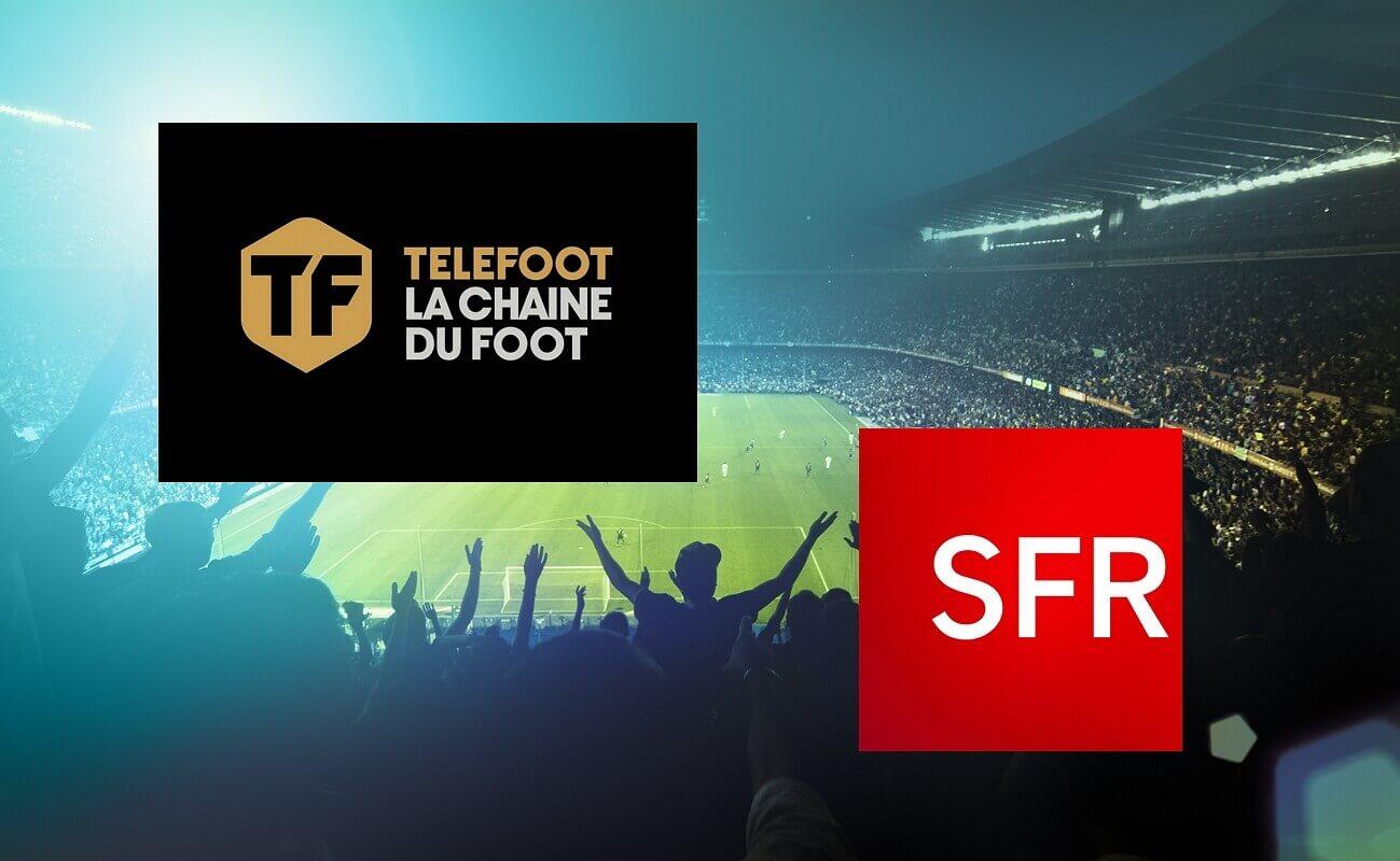 Comment avoir Telefoot avec SFR ?
