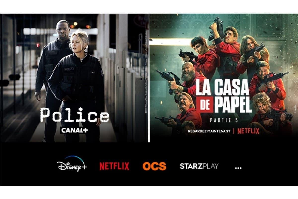 L'offre ultime : canal+ ciné séries