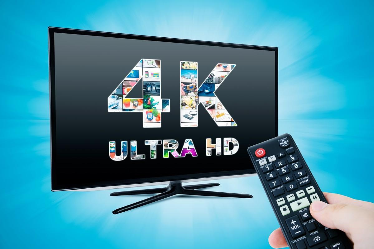 Liste des chaines 4K ultra HD diffusées par les fournisseurs d'accès Internet (Orange, SFR, Free ret Bouygues Telecom)