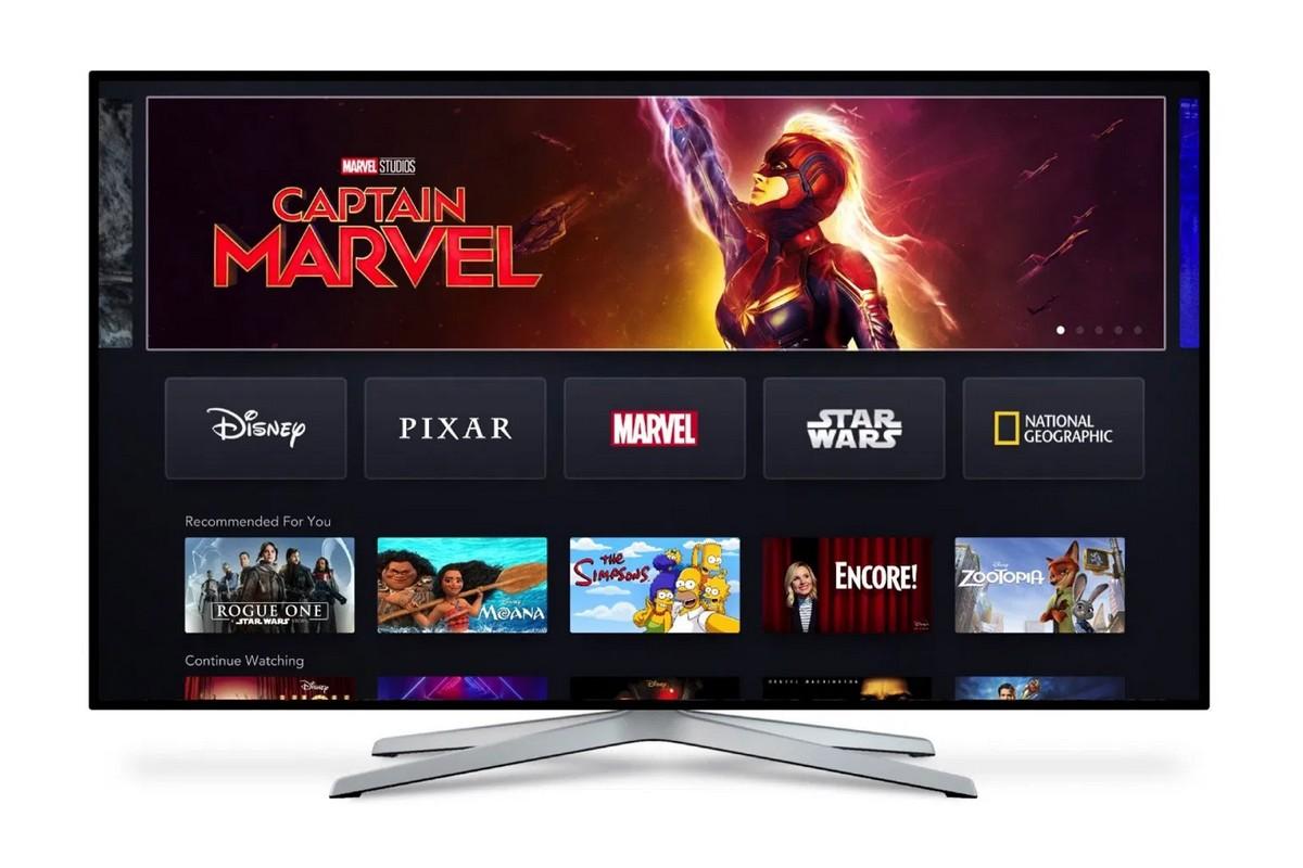 Comment installer Disney+ sur une TV connectée LG ?