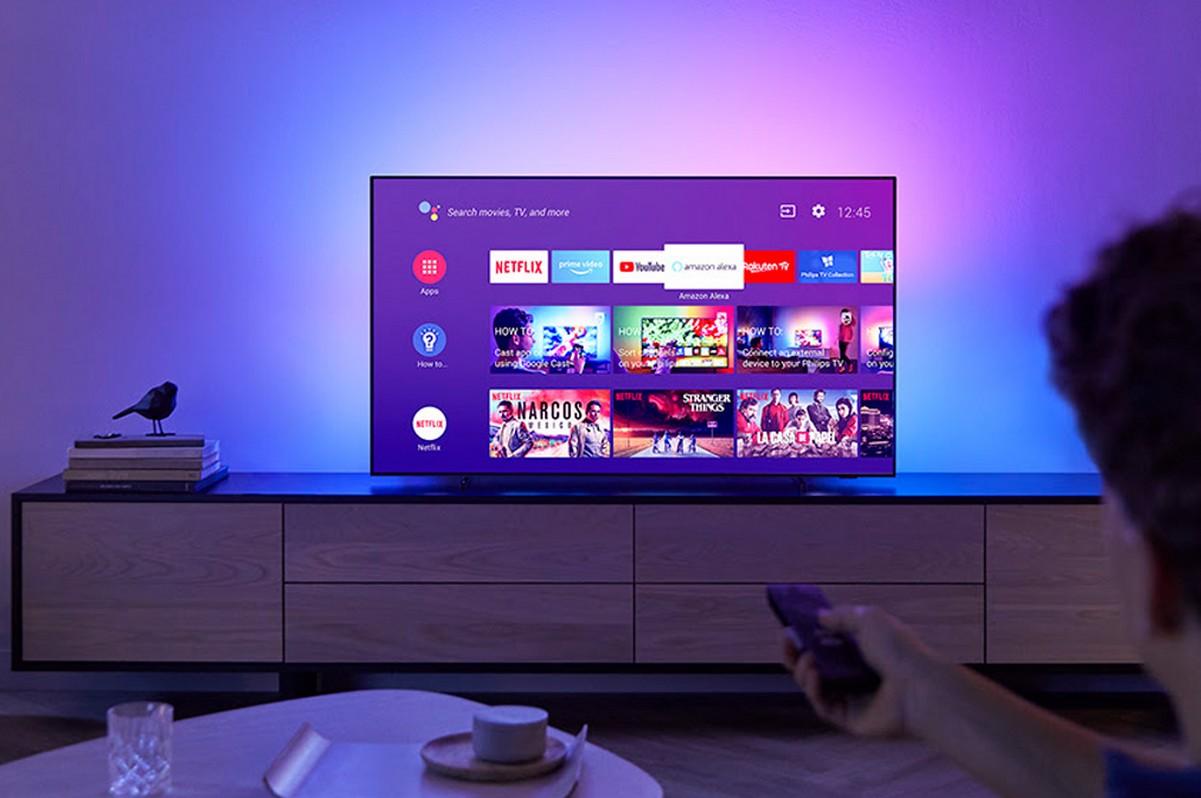Comment télécharger l'appli Disney+ sur une TV Android Philips ?