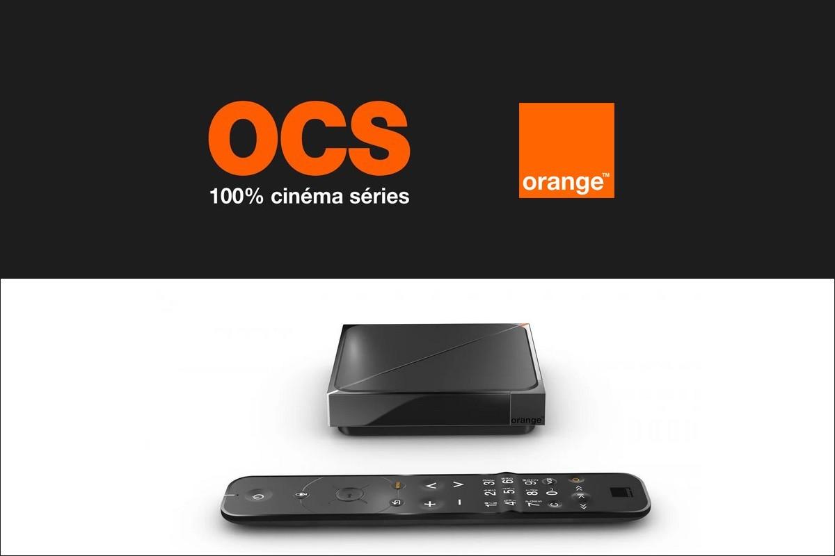 Regarder OCS depuis une livebox d'Orange ou Sosh