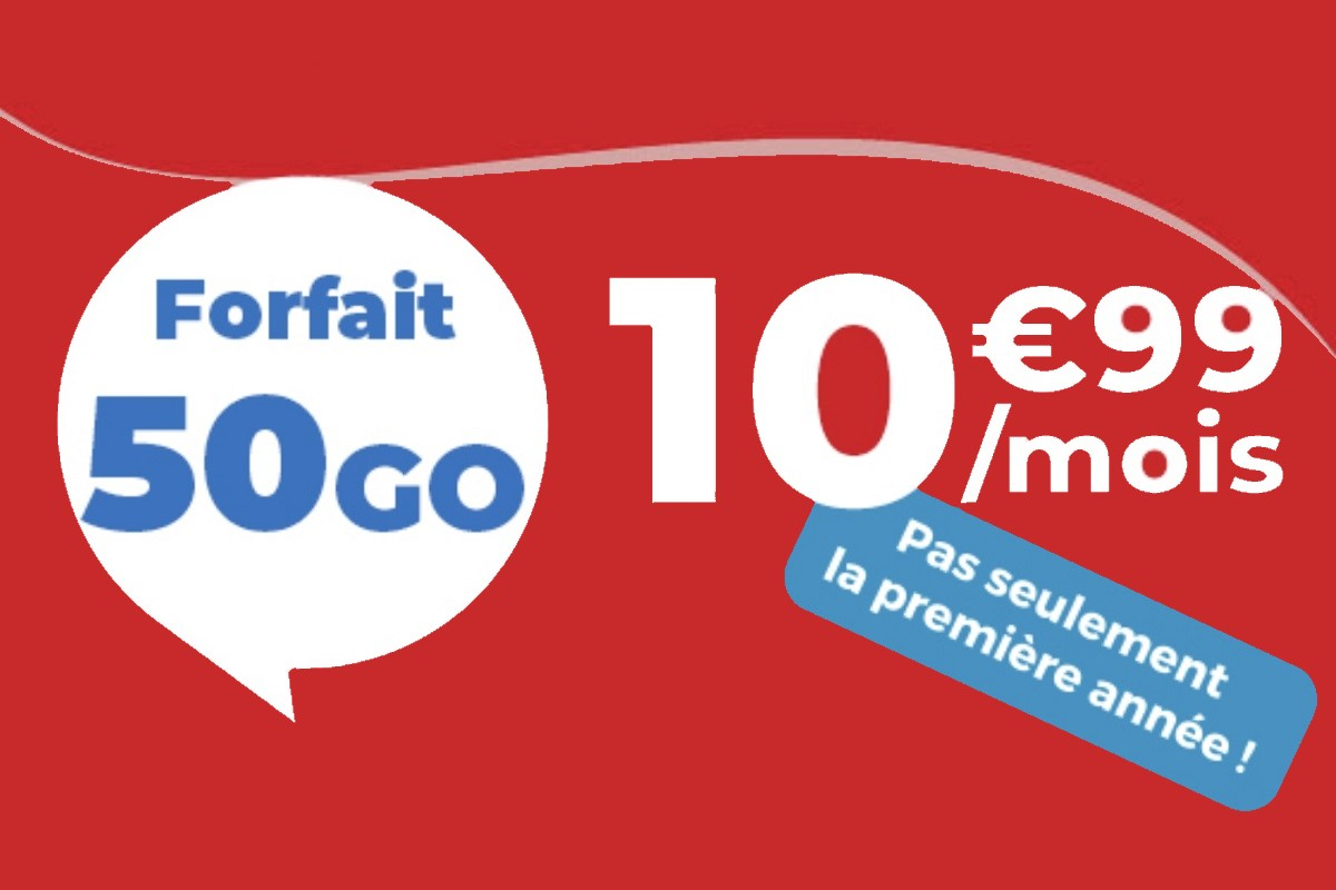 La nouvelle série limitée Auchan télécom est le bon plan mobile du moment.