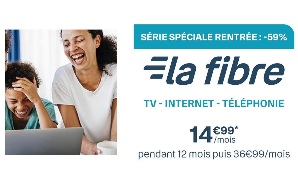 Box Internet Bouygues en promo pour la rentrée : Bbox Must à 14,99 euros par mois
