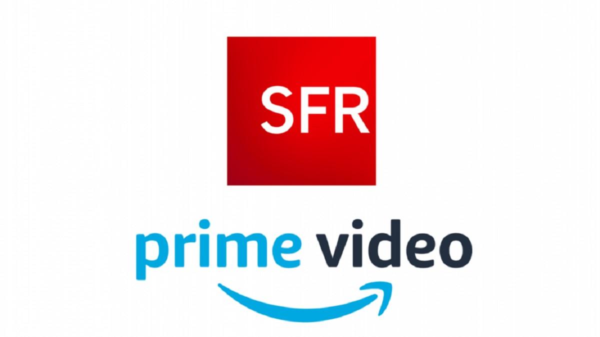 L'abonnement à Amazon Prime Video est à seulement 1€/mois avec une box SFR