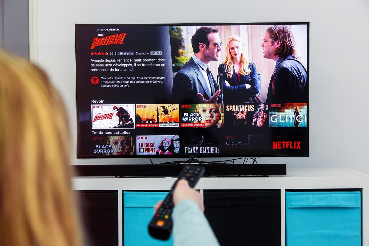 Le gouvernement a demandé aux plateformes de streaming de réduire leur débit