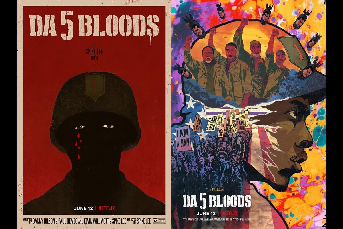 Da 5 Bloods, le dernier film de Spike Lee est disponible en streaming sur Netflix depuis vendredi