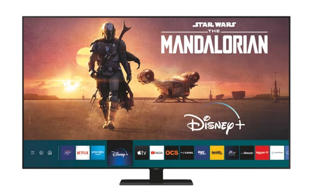Disney+ sur Smart TV Samsung : comment s'abonner ?