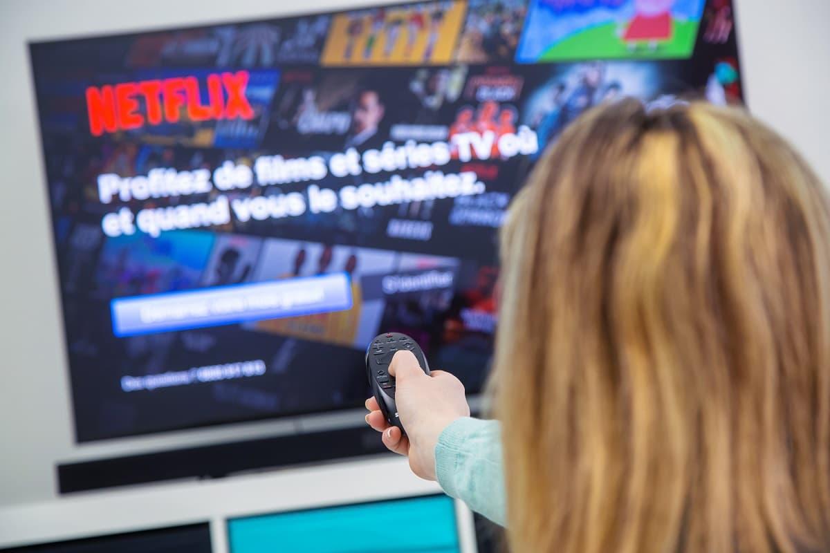 25% des foyers français sont abonnés à Netflix
