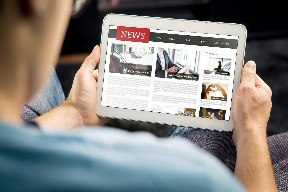 La presse en ligne au secours de la presse écrite
