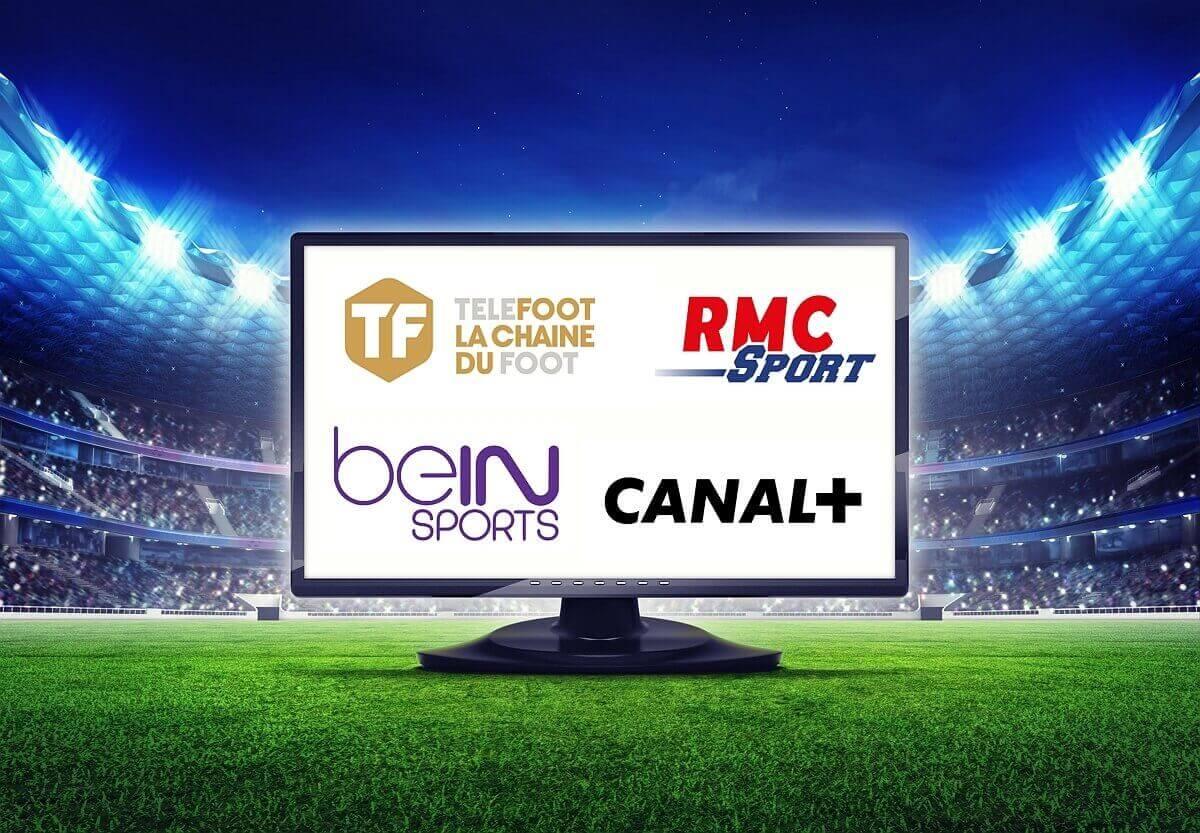 Les promos sur les chaînes Tv foot en 2020-2021