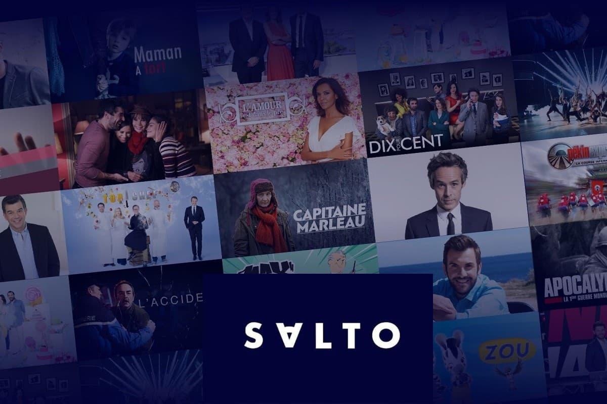 Salto, la plateforme de SVoD de France Télévisions, TF1 et M6 sera lancée mardi