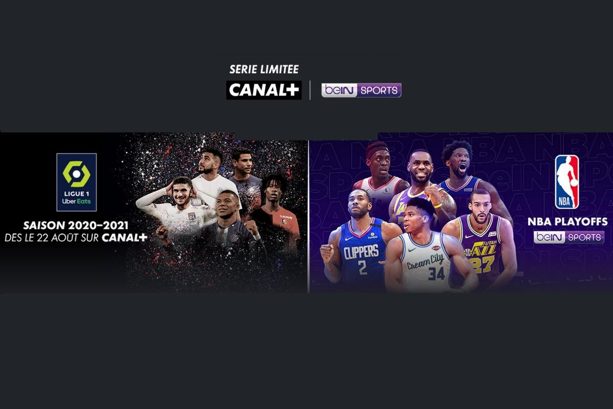 La série limitée Canal+ & BeIN Sports à partir de 25€