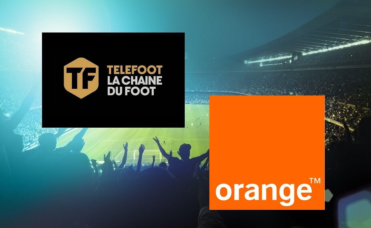Téléfoot avec Orange : mode d'emploi