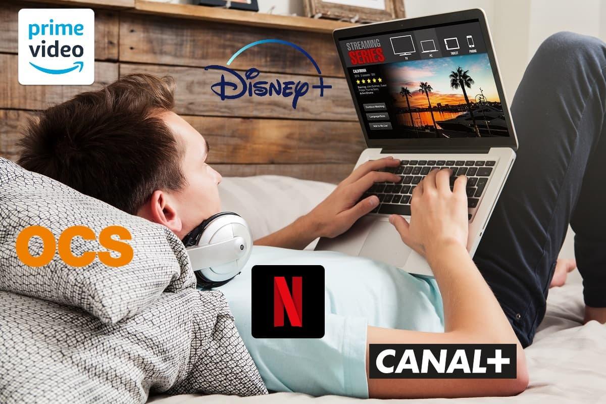 Le top des séries les plus regardées en SVoD en France en juin 2020