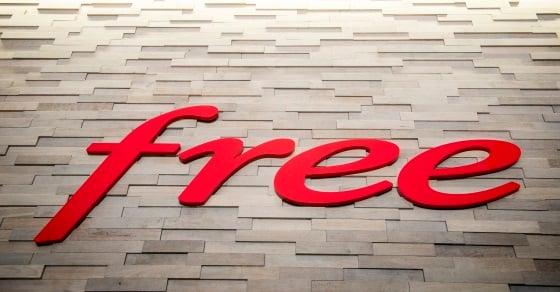 Logo de l'opérateur Internet Free