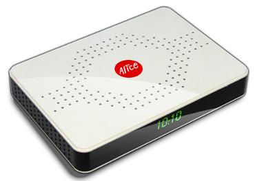 nouvelle Alicebox intégrant plusieurs technologies déjà utilisées par la Freebox v5.