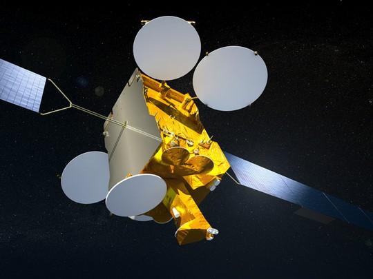 Satellite Astra-2F fabriqué par Astrium et exploité par SES Astra