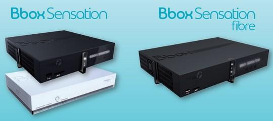 La Bbox Sensation sera lancée le 18 juin 2012