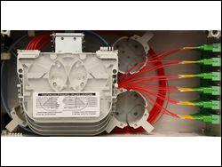 Boitier de fibre optique