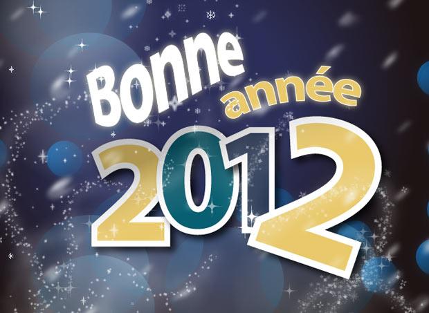 Bonne année 2012 avec Ariase !