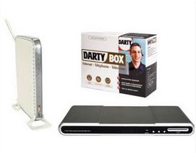 Modem Netgear DartyBox THD