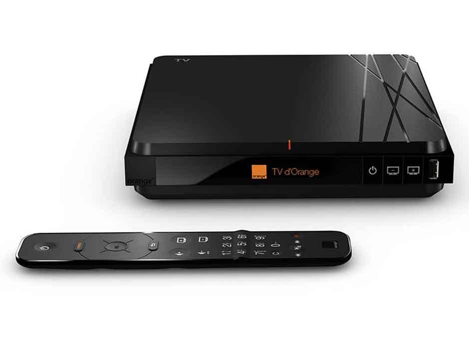Decodeur Tv Orange Wifi >> Le Decodeur Tv 4 D Orange En Details