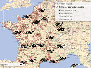 France Mobile Une Plateforme De L Etat Pour Collecter Et Traiter