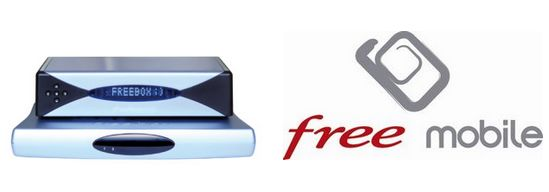 Free Mobile et une Freebox