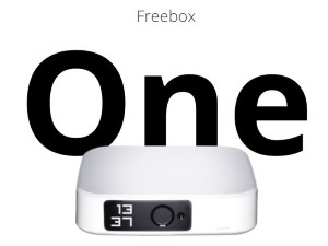Avantages de la Freebox One