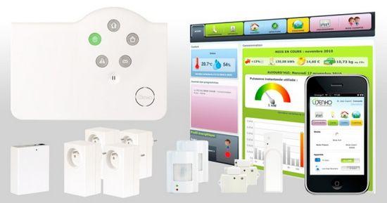 Plateforme de services domotique ijenko sur Bbox