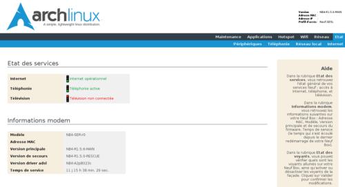 Personnalisez l'interface de votre Neuf box 4