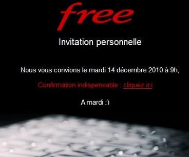 La Freebox v6 présentée le 14 décembre prochain ?