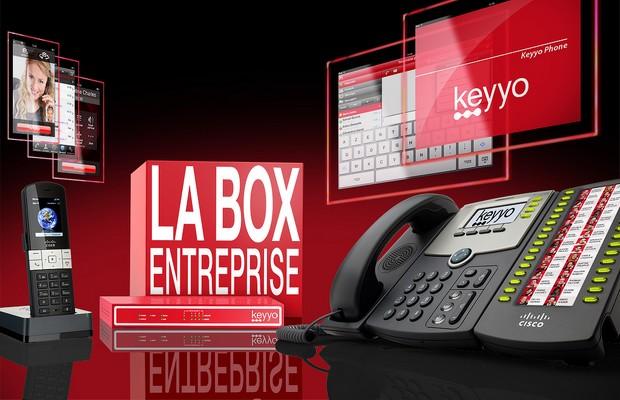 box entreprise keyyo