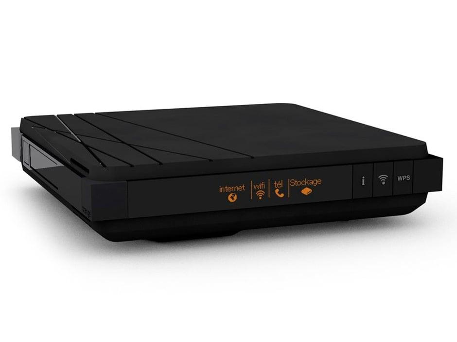 afef15431dc Nouvelle Livebox 4 d Orange ADSL