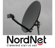 Internet par satellite Nordnet
